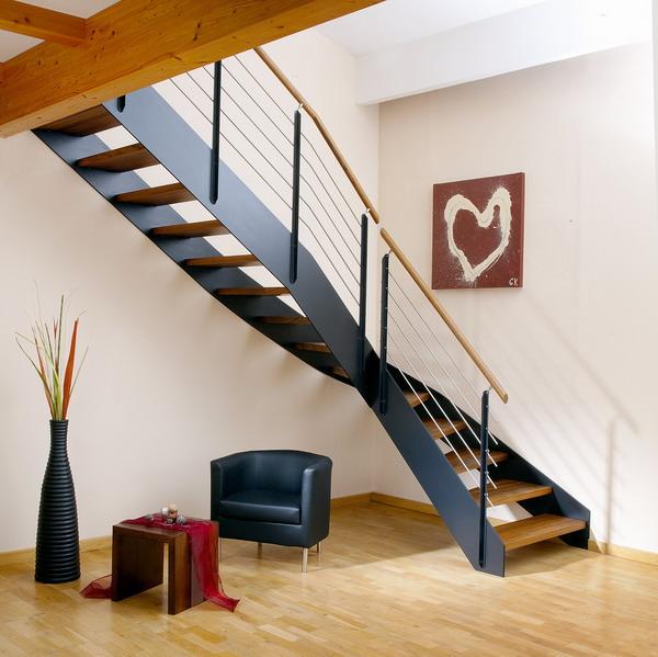 Innen Treppen Preise : Hpl flachwangentreppe